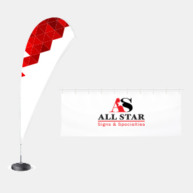 Event Graphics - All Star Signs & Specialties
