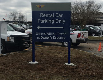 Rental Car Parking
