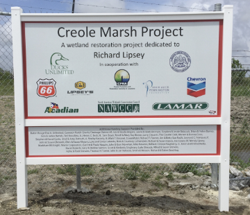 Creole Marsh Project